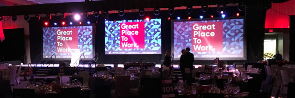 Great Place to Work Gala 2018