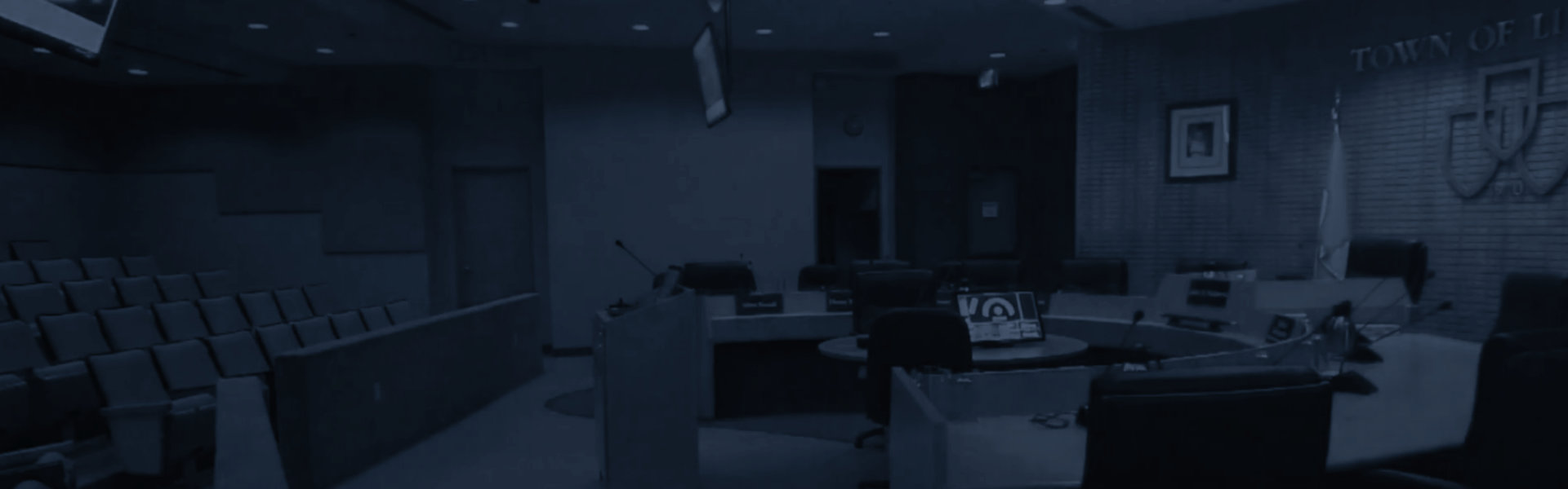 Town of Lincoln – Audio Visual Control Systems